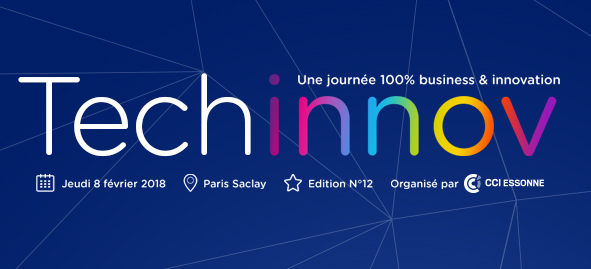 salon techinnov de paris le bourget 2018