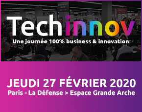 salon techinnov de paris la défense 2020